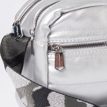 In the City Crossbody - Silver