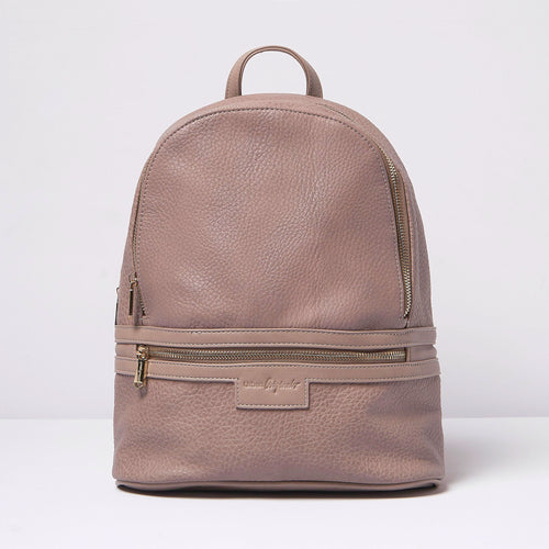 Jet Set Backpack - Taupe - Urban Originals Australia