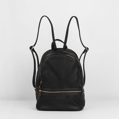 ac899f0f87 Jet Set Backpack - Black - Urban Originals Australia