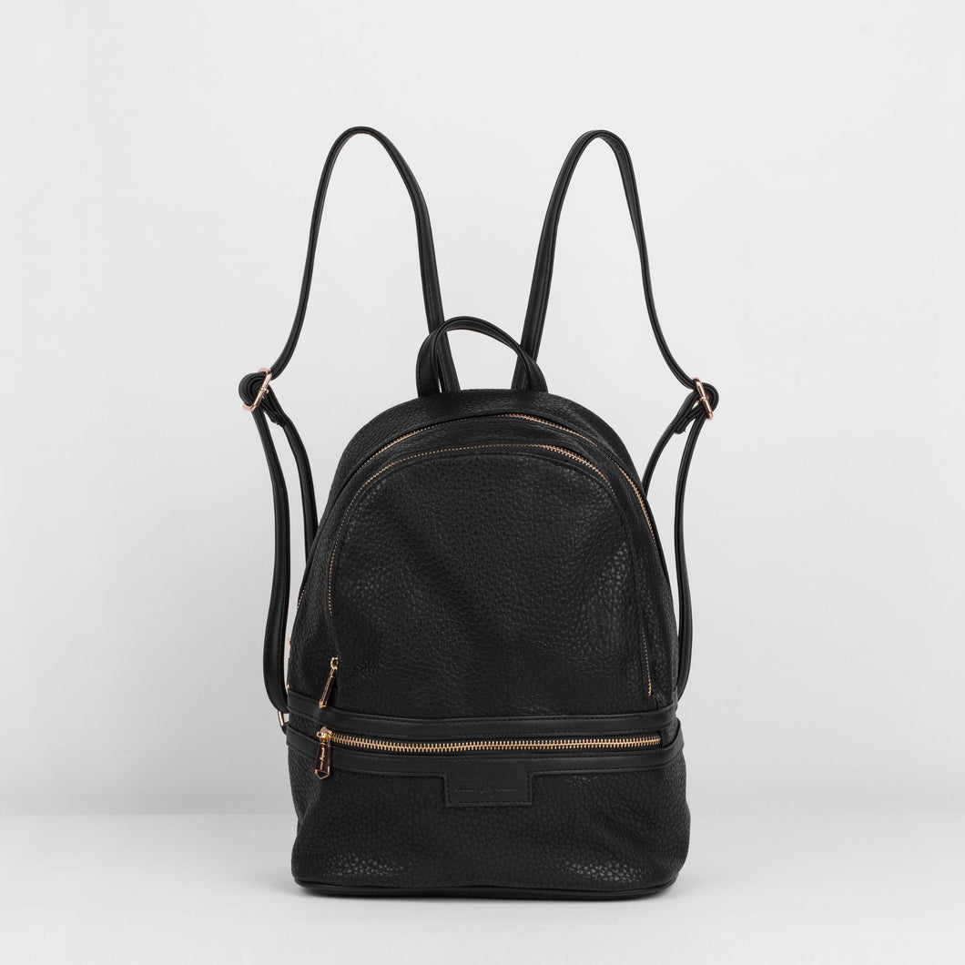 Jet Set Backpack - Black - Urban Originals Australia