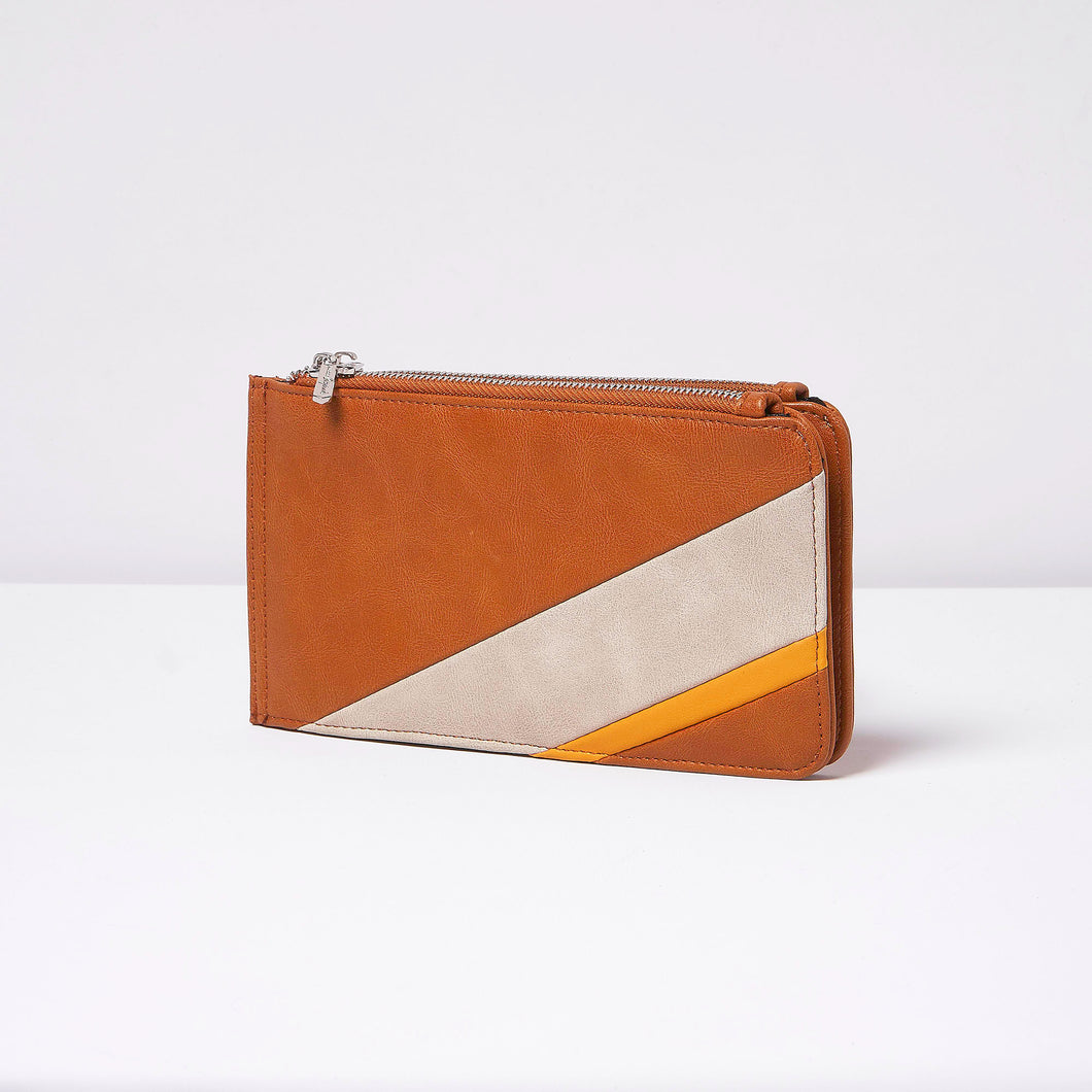 Jet Wallet - Rust - Urban Originals Australia