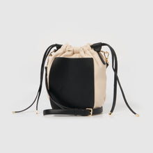 Leaf Crossbody - Black