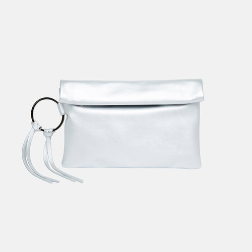 Lost Lover Clutch - Silver