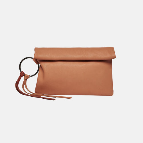 Lost Lover Clutch - Tan