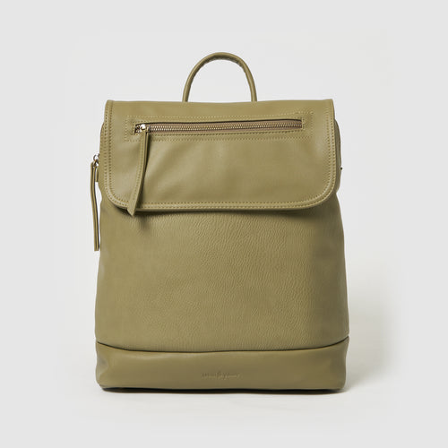 Lovesome Backpack - Pale Green