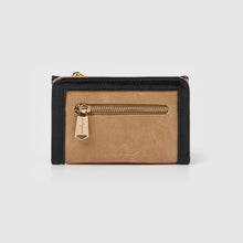 Luminescence Wallet - Taupe/Black
