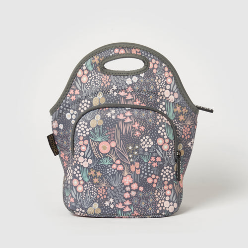 Lunch Bag - Flowers