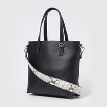 Mini New Dawn Tote - Black