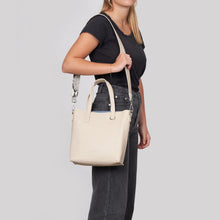 Mini New Dawn Tote - Off White