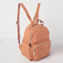 Mini Backpack -  Rose Pink