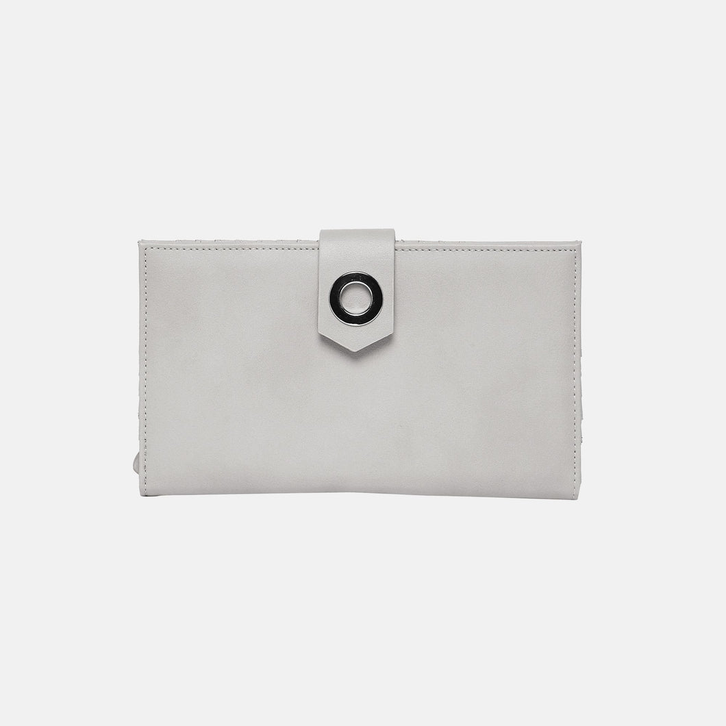 Moontide Matinee Wallet - Grey - Urban Originals Australia