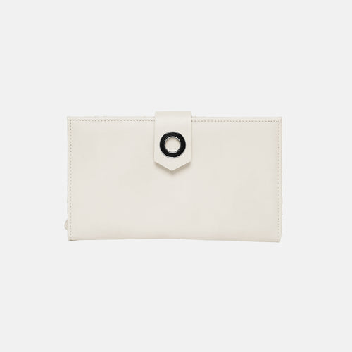 Moontide Matinee Wallet - White
