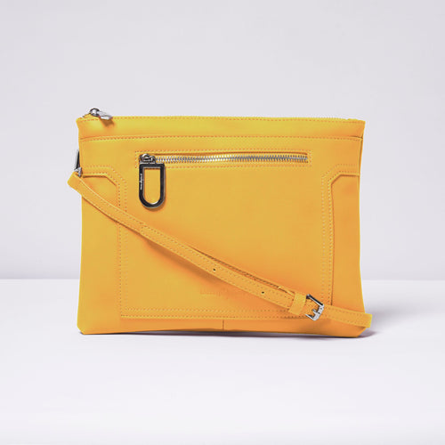 Muse Clutch - Yellow