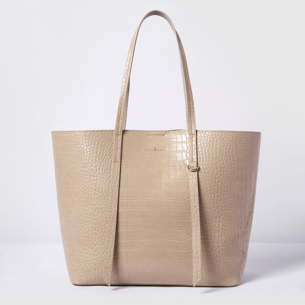 Muse Tote - Oat