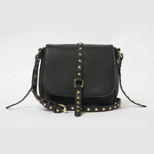 Nash Vegan Crossbody Bag by Urban Originals - Black