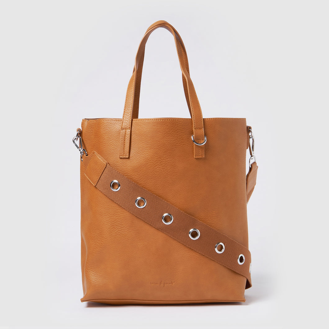 New Dawn Tote - Tan