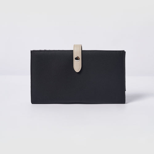 New Shadow Wallet - Black/Stone - Urban Originals Australia