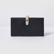 New Shadow Wallet - Black/Stone