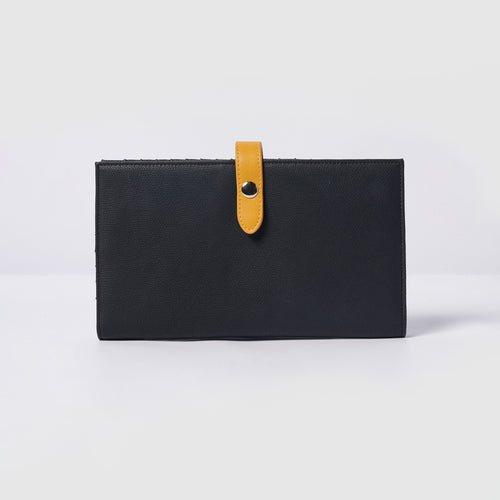 New Shadow Wallet - Black/Yellow - Urban Originals Australia