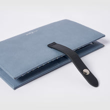 New Shadow Wallet - Blue/Black - Urban Originals Australia