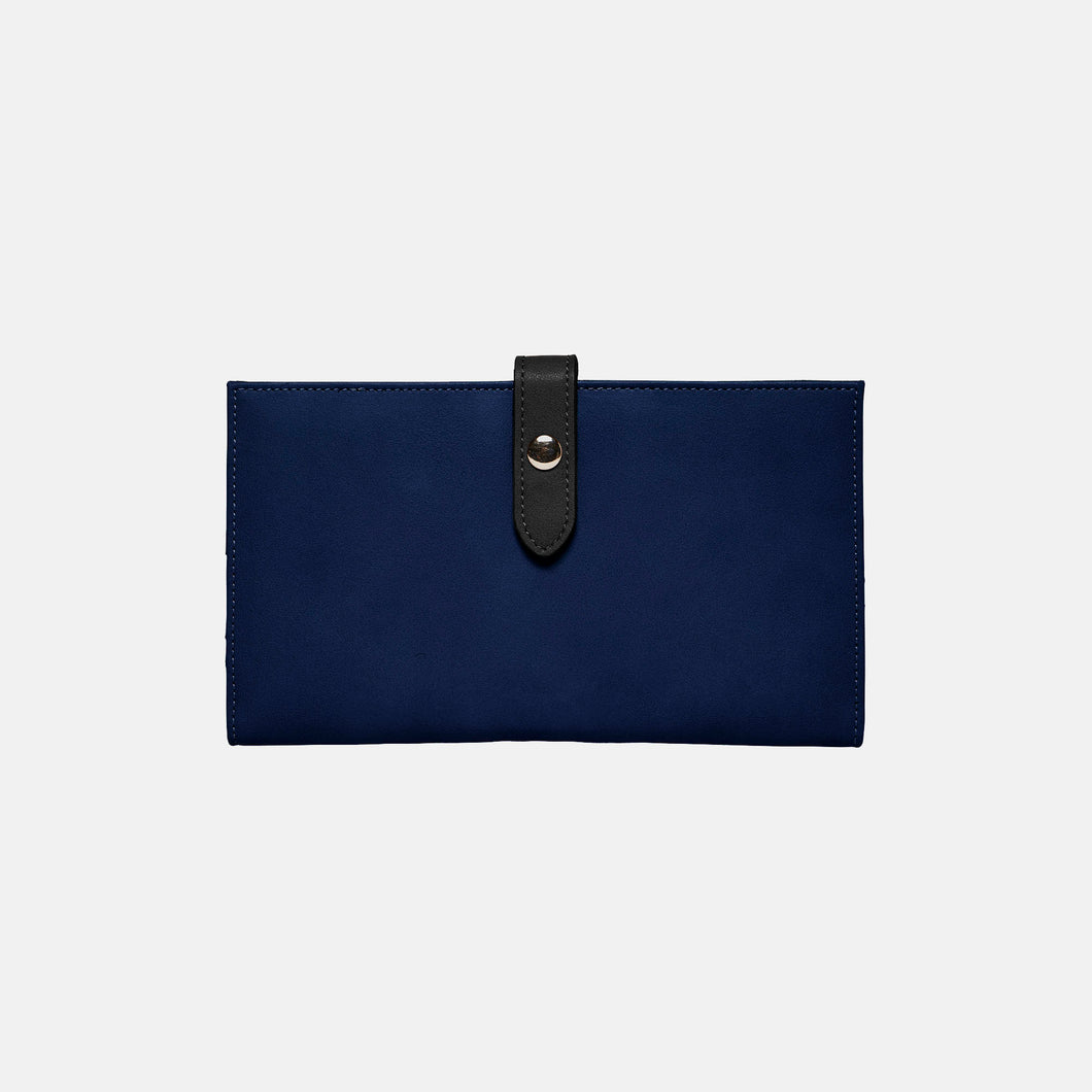 New Shadow Wallet - Navy/Black