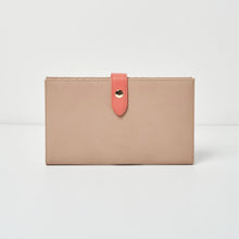 New Shadow Wallet - Taupe/Pink - Urban Originals Australia