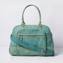 Overnight Bag - Green - Urban Originals Australia