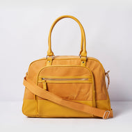 Overnight Bag - Yellow - Urban Originals Australia