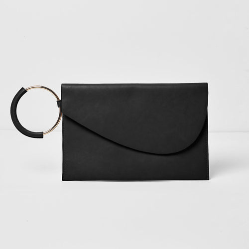 Paris Nights Clutch - Black