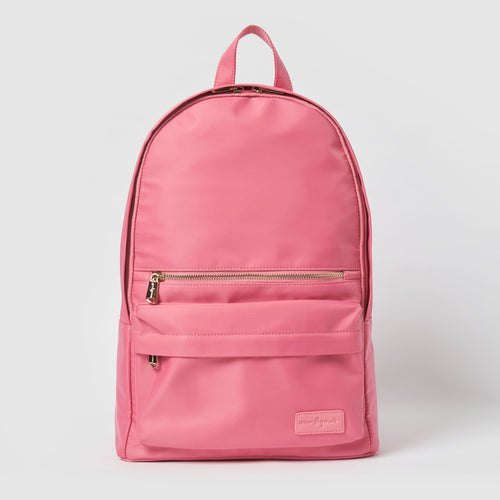 Regan Backpack - Cherry Red