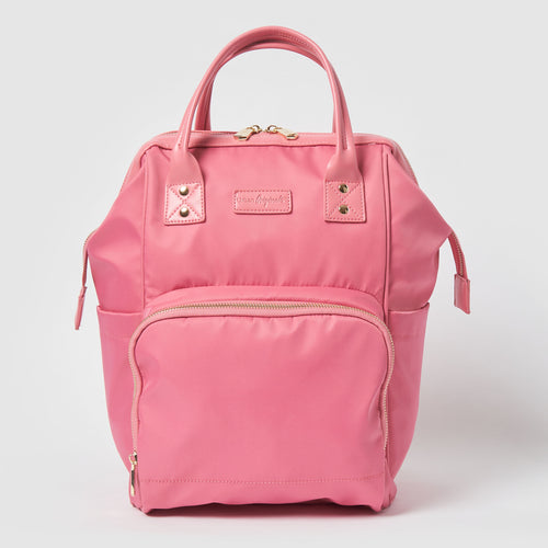 Reuben Backpack - Cherry Red