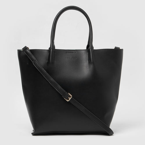 Revenge Vegan Tote by Urban Originals - Black