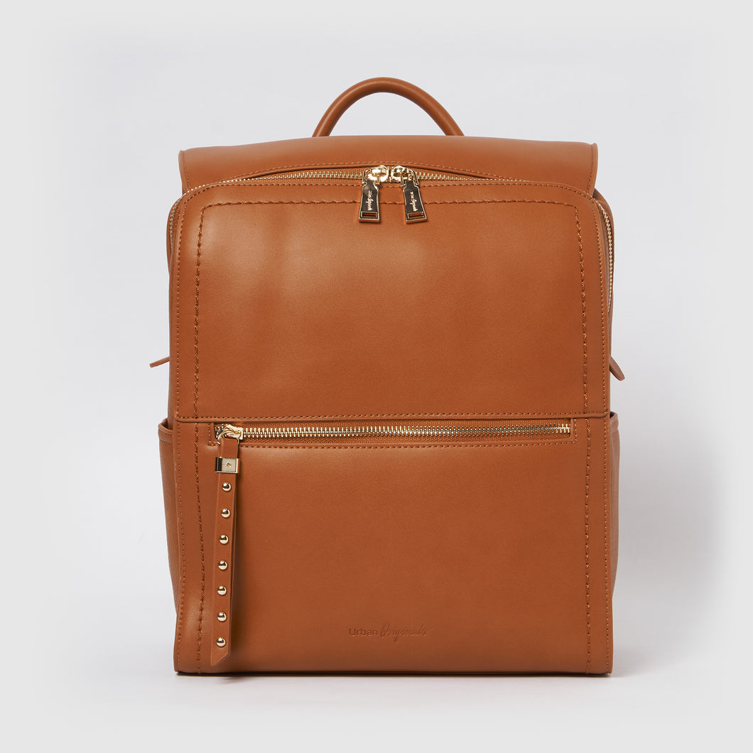 Rhythm Backpack by Urban Originals - Tan