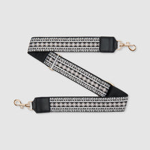 Diamond Strap - Black/Grey