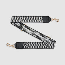 Black Geo Strap by Urban Originals