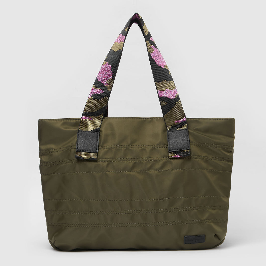 See the Stars Duffel Bag by Urban Originals - Green