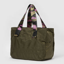 See the Stars Duffel Bag - Green