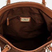 St Barths Bag - Chocolate