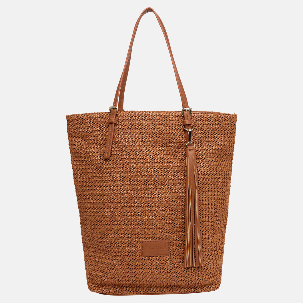 St Barths Bag - Tan