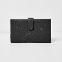 Star Struck Wallet - Black