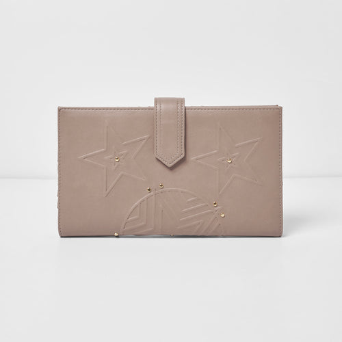 Star Struck Wallet - Grey