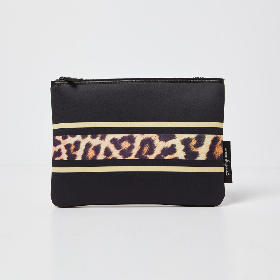 Starlet Pouch - Leopard