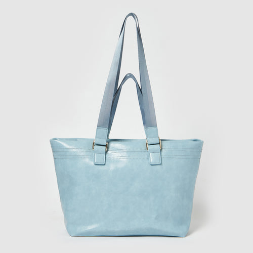 Sunrise Tote - Blue