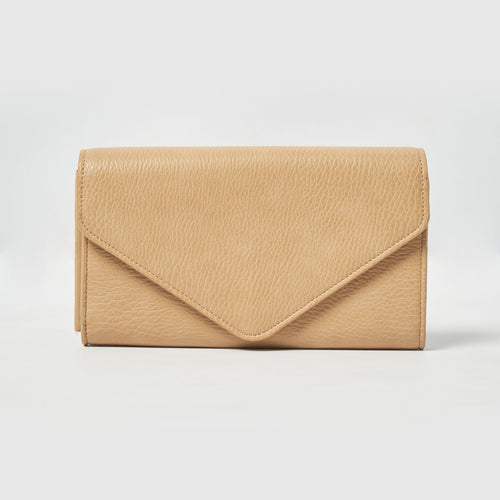 Sunset Wallet - Sand