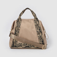 Supreme Vegan Tote by Urban Originals - Taupe