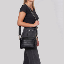 The Lola Crossbody - Black