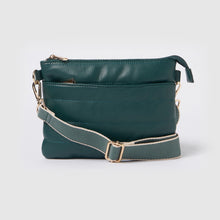 The Lola Crossbody - Green
