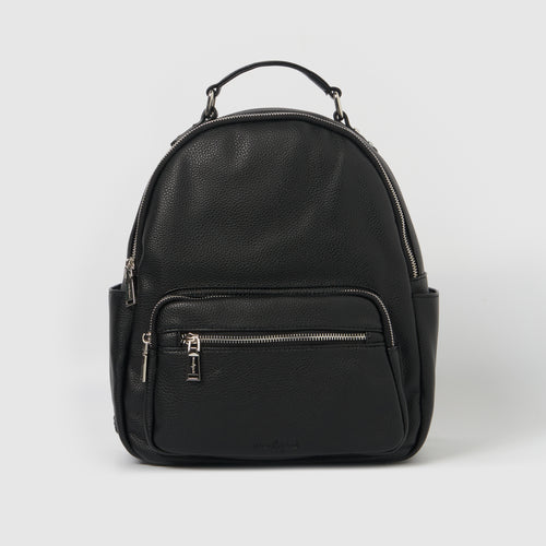 The Real Life Backpack - Total Black