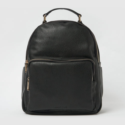 The Bohemian Backpack - Black