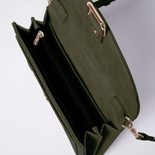 The Edit Bag - Army Green